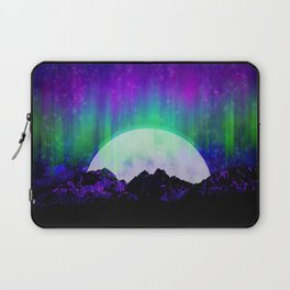Under the Northern Lights Laptop Sleeve