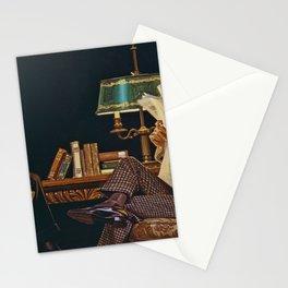 12,000pixel-500dpi - Joseph Christian Leyendecker - Newspaper - Digital Remastered Edition Stationery Cards