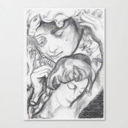 Weightless Excerpts Canvas Print