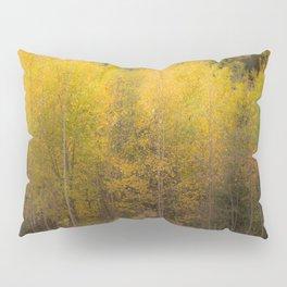 Fall color forest #decor #buyart #society6 Pillow Sham