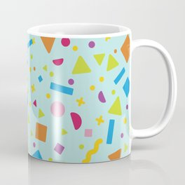 Geometric Figure Creation 6 Coffee Mug