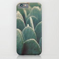 Green + Gold iPhone 6s Slim Case