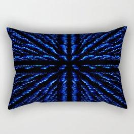 Matrix Rectangular Pillow
