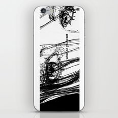 WHAT DO YOU WANT iPhone & iPod Skin