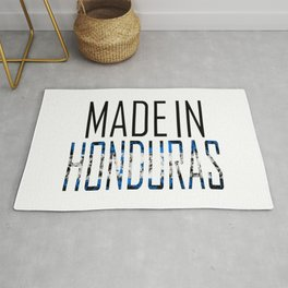 Made In Honduras Rug