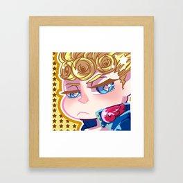 Giorno Framed Art Print