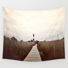 Light House Wall Tapestry