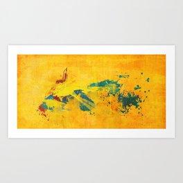 Untitled_07 Art Print