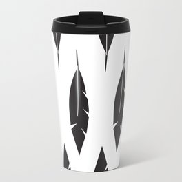 Petite feathers Collection Travel Mug