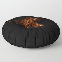 Highland Beauty Floor Pillow