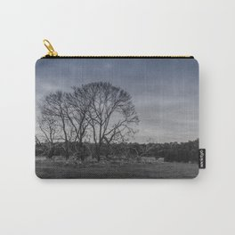Winter Tree #1 Carry-All Pouch