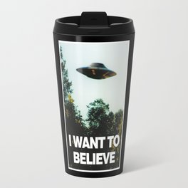 I WANT TO BELIEVE (OFFICIAL) Travel Mug