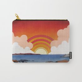 Godrevy and St. Ives Bay Carry-All Pouch