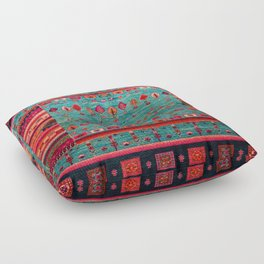 Anthropologie Ortiental Traditional Moroccan Style Artwork Floor Pillow