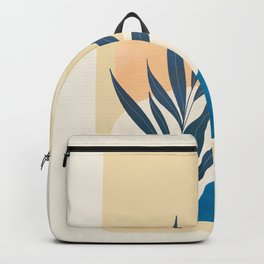 Abstract Geometry 23 Backpack