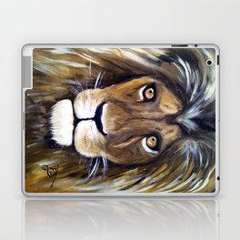 Portrait Of The King Laptop & iPad Skin
