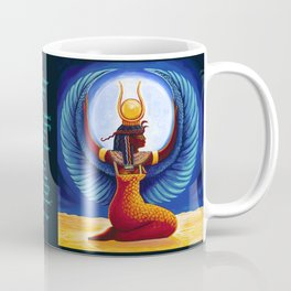 Isis Egyptian Goddess Coffee Mug