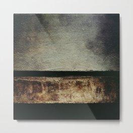Desert Horizon Metal Print