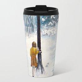 The Lamppost Travel Mug