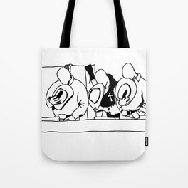 Rodeo Family Tote Bag