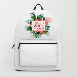 Read More Books Backpack