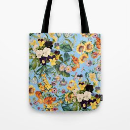 Summer Garden IV Tote Bag