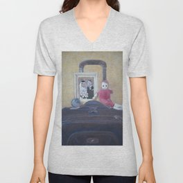 Homesick Unisex V-Neck