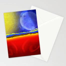 Our Earth Stationery Cards
