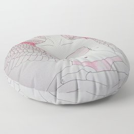 Free Bird Floor Pillow