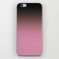 Beautiful Ombre lace iPhone Skin