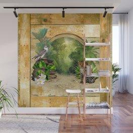 Jungle Beauty Wall Mural