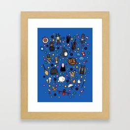 Studio Doki Framed Art Print