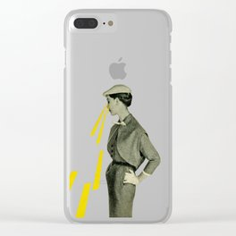 Observing Clear iPhone Case