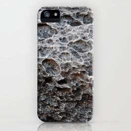 Grand Canyon Rock Texture iPhone Case