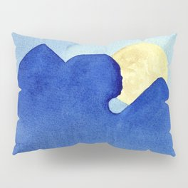 Giza By Moonlight Pillow Sham