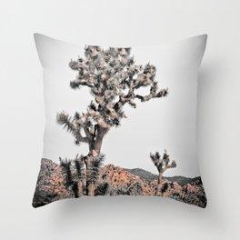 Joshua Tree #22 Throw Pillow