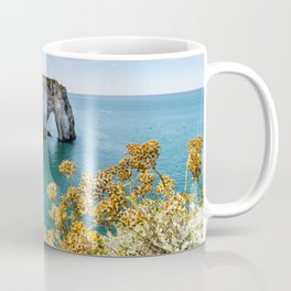 Cliffs of Étretat Coffee Mug