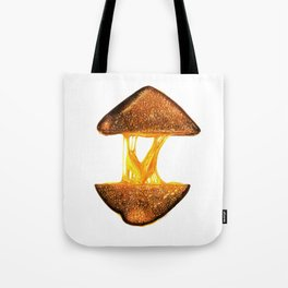 Grilled Cheese Tote Bag