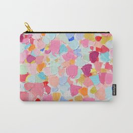 Amoebic Confetti Carry-All Pouch