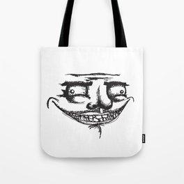 Troll Face Me Gusta Mucho Internet memes Tote Bag