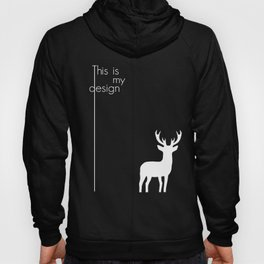 This Is My Design Hoody