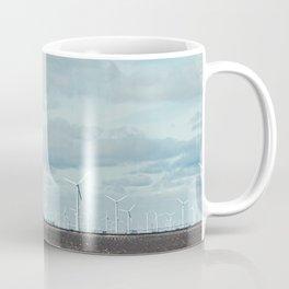 Wind Turbines 3 Coffee Mug