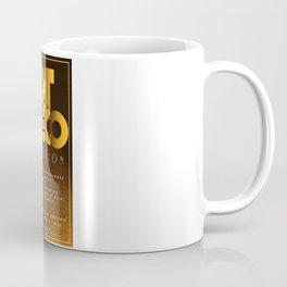 Art Deco Exhibition Poster Coffee Mug
