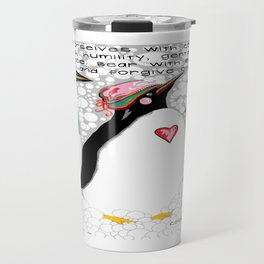 Clothe Yourselves with Compassion Travel Mug