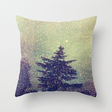 Starry Throw Pillow