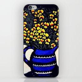 """Dilwynia"" by Australian Artist Margaret Preston iPhone Skin"