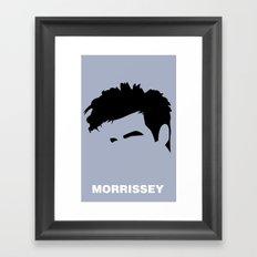 Moz Framed Art Print