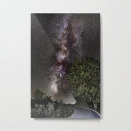 Towards the Milky way...... Metal Print