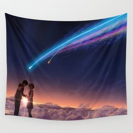 Your Name. Wall Tapestry