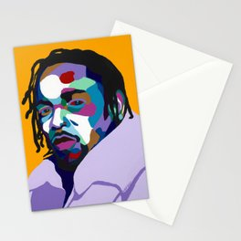 Mortal Man Stationery Cards